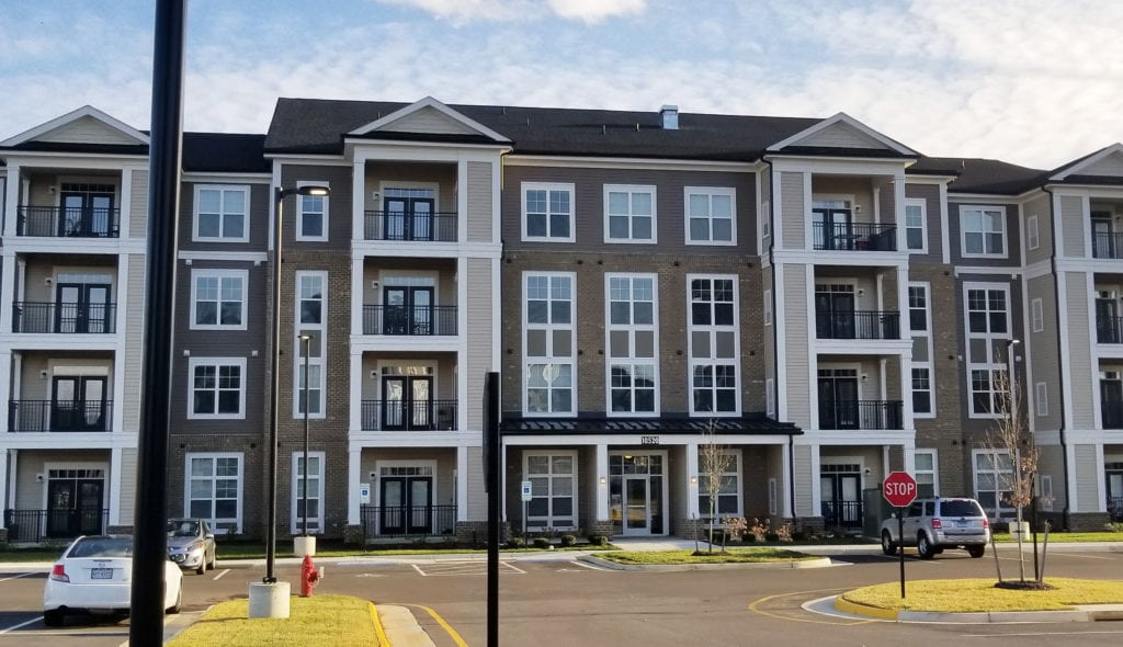 Abberly at Centerpointe is a new construction multifamily development located in Midlothian Virginia.
