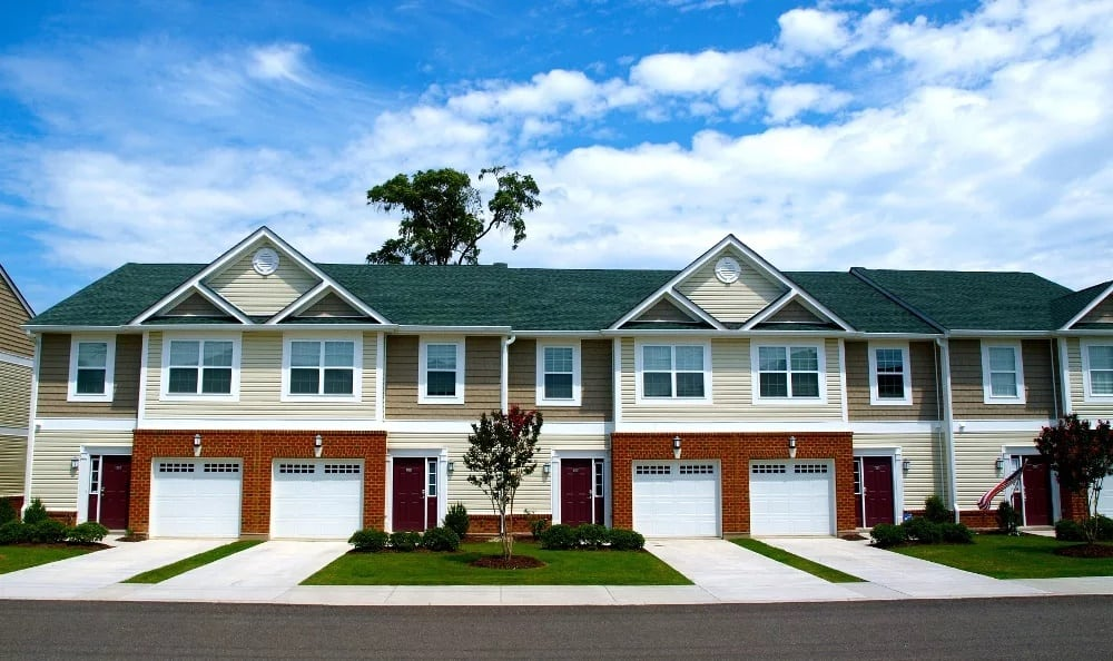 Photo of marcella II townhomes.