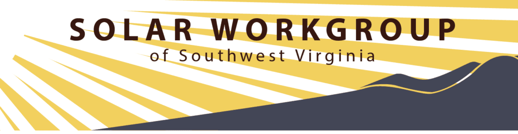 The Solar Workgroup of Southwest Virginia Portfolio