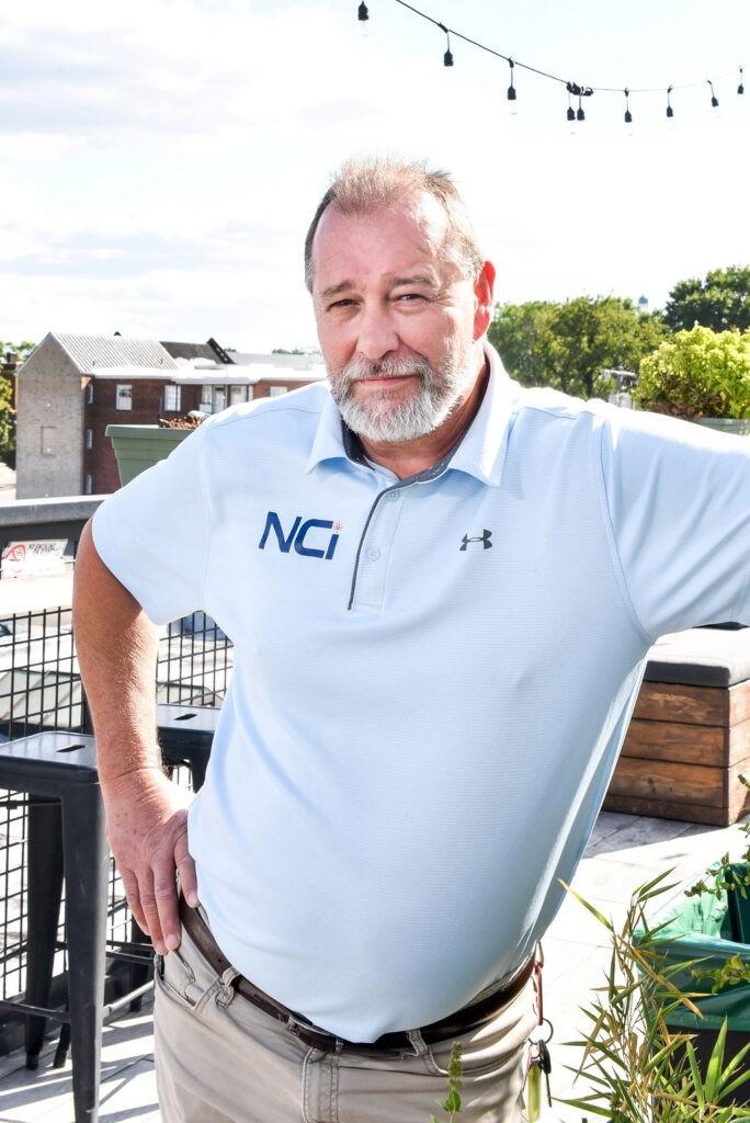 Image of superintendent Gerald Watkins